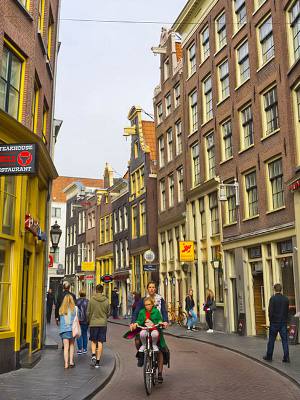 Hyvia Hotelleja Ja Alueita Yopymiseen Amsterdam