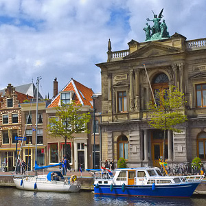 Paivaretkikohteita Lahella Amsterdamia