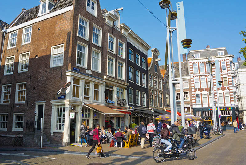Amsterdam pieni matkaopas