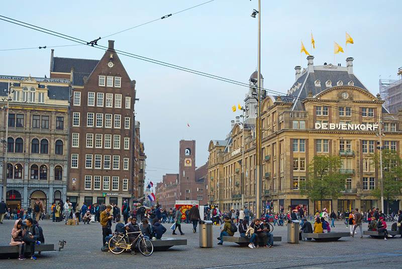 Amsterdam Hintataso