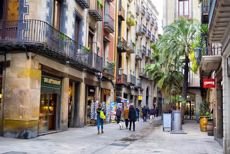Barcelona Hintataso