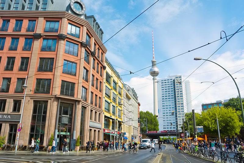 Hyvia Hotelleja Ja Kaupunginosia Yopymiseen Berliinissa
