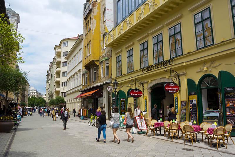 Budapest Pieni Matkaopas