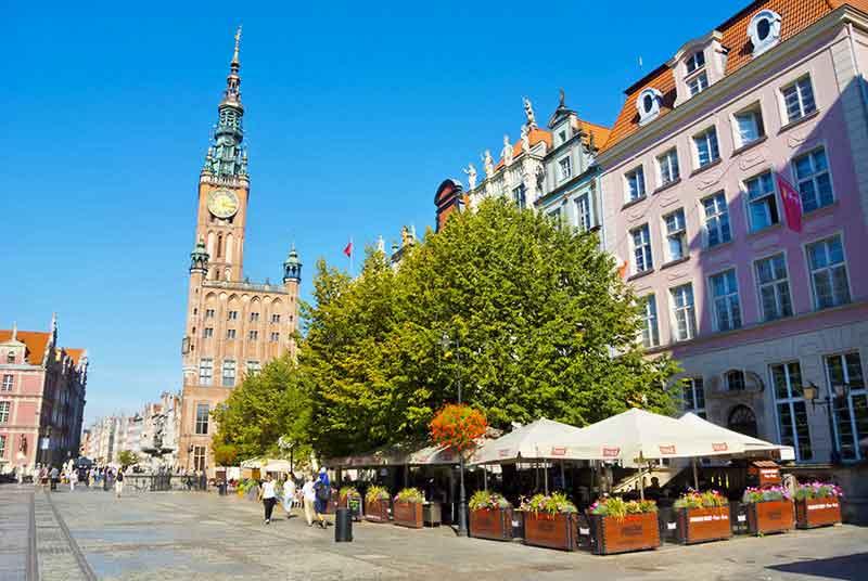 Gdansk Tekemistä