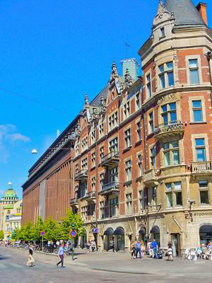 Helsingin Kaupunginosia Alueita Ja Niiden Nahtavyyksia