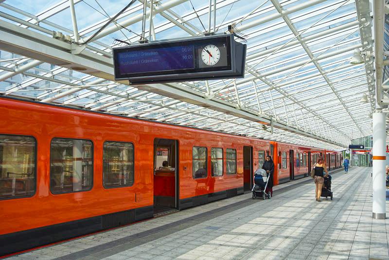 Metro Vuosaari