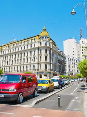 Bukarest Sää