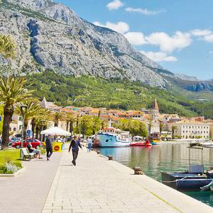 Kroatia Lämpötilat