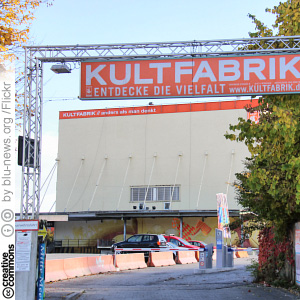 Kultfabrik (CC License: Attribution-ShareAlike 2.0 Generic)