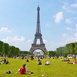 Pariisi Pieni Matkaopas