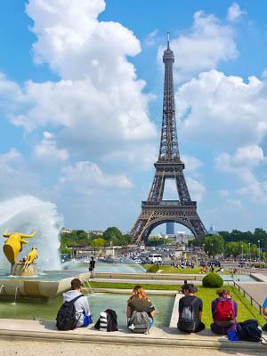 Pariisin Suurimmat Nahtavyydet