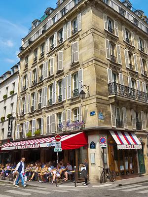 Pariisin Kaupunginosia Ja Alueita
