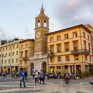 Rimini Pieni Matkaopas