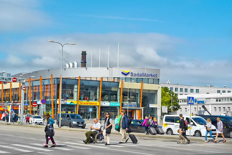 Ostoksilla Tallinnassa Hyvat Ostosalueet Kaupat Ja Hintataso